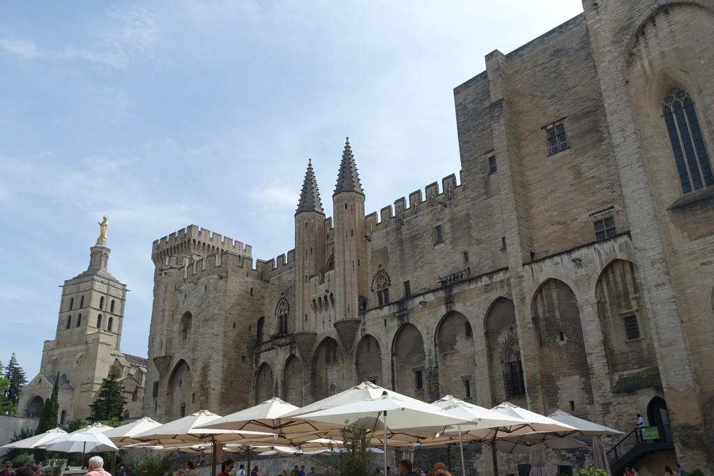 Avignon - Papstpalast