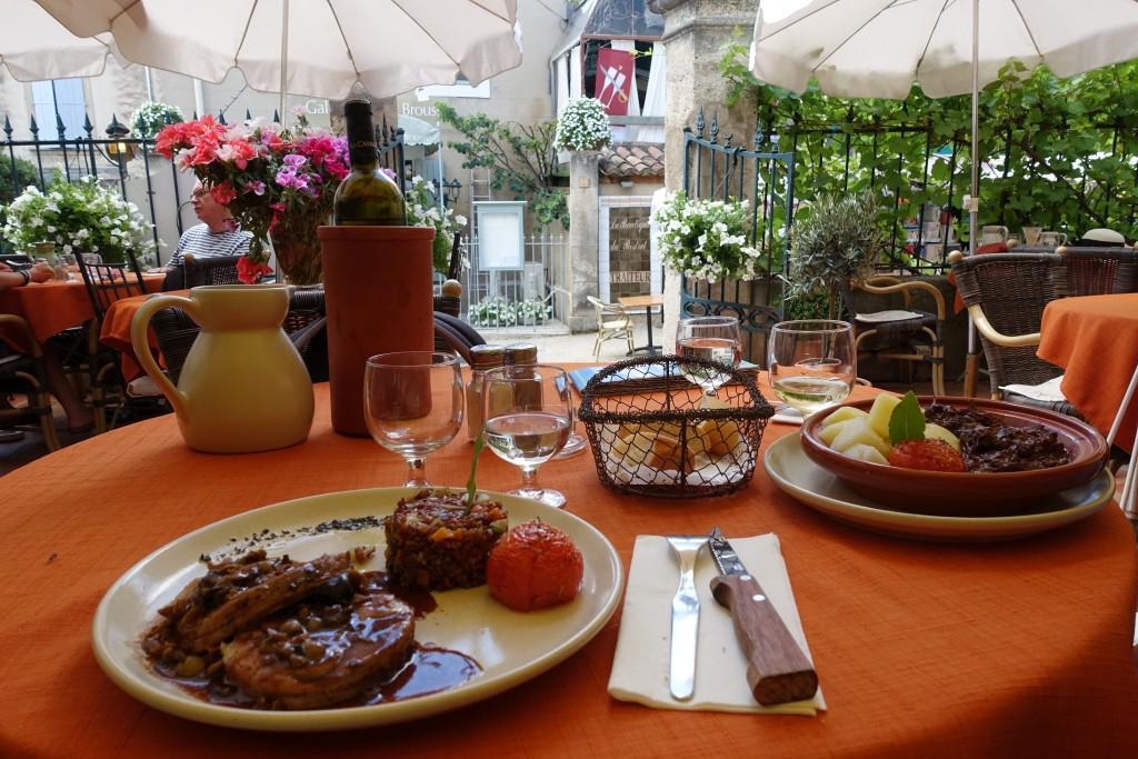 Lourmarin - Restaurant La Récrée