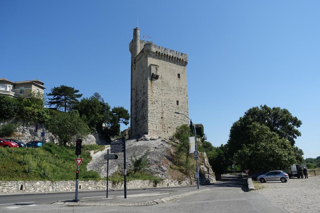 Villeneuve-lès-Avignon - Tour Philippe-le-Bel