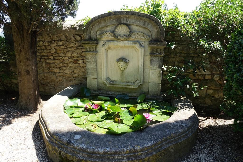 Ehemaliges Kloster Saint André - Garten