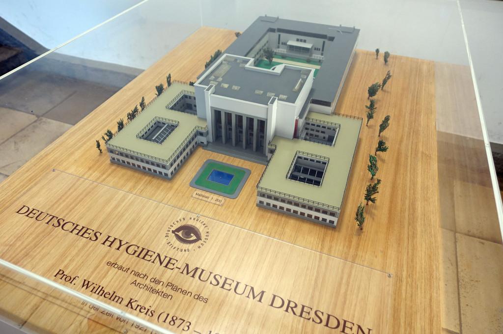 Dresden - ein Besuch im deutschen Hygiene-Museum