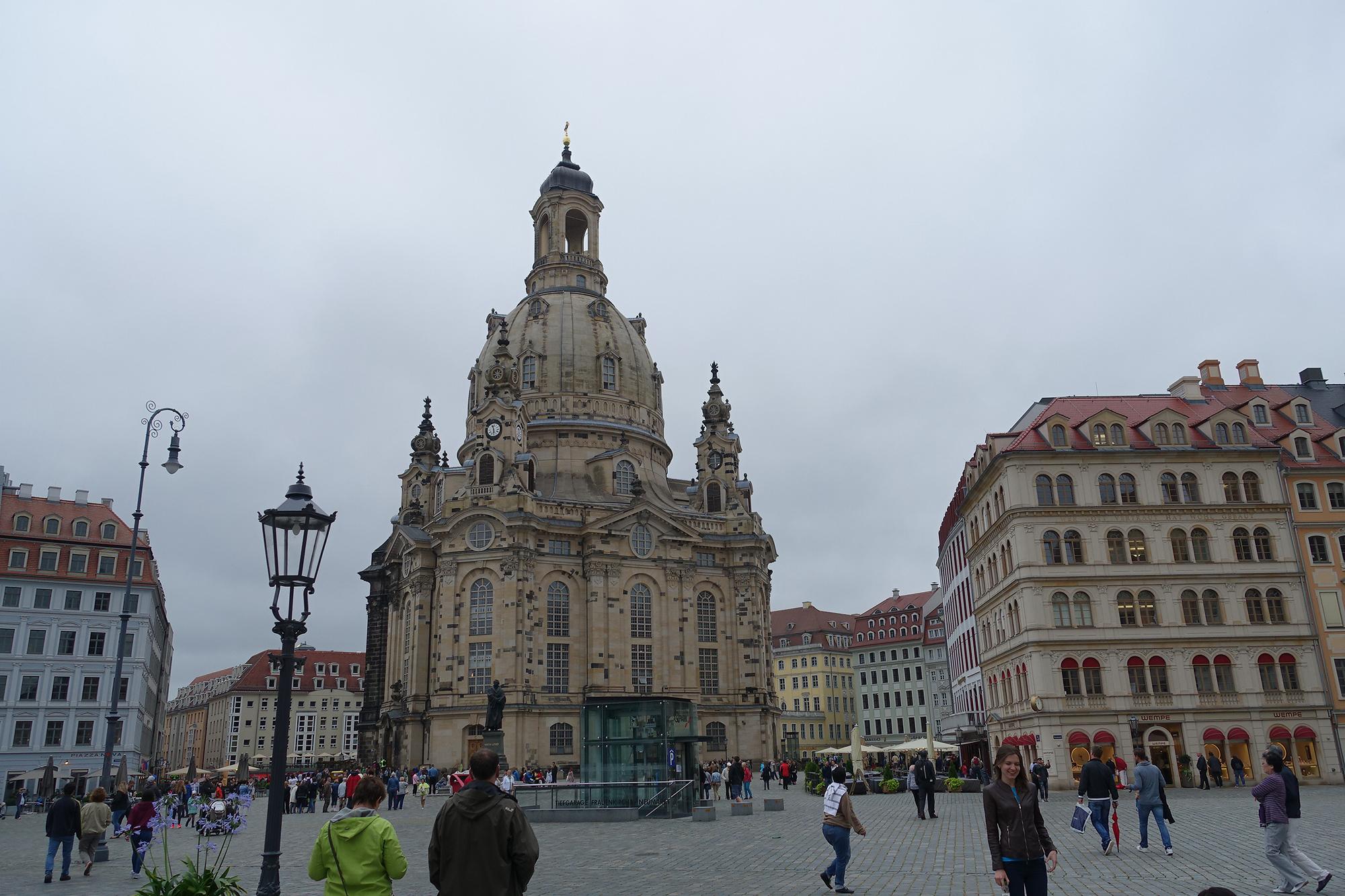Dresden - 19.08.-21.08.2015