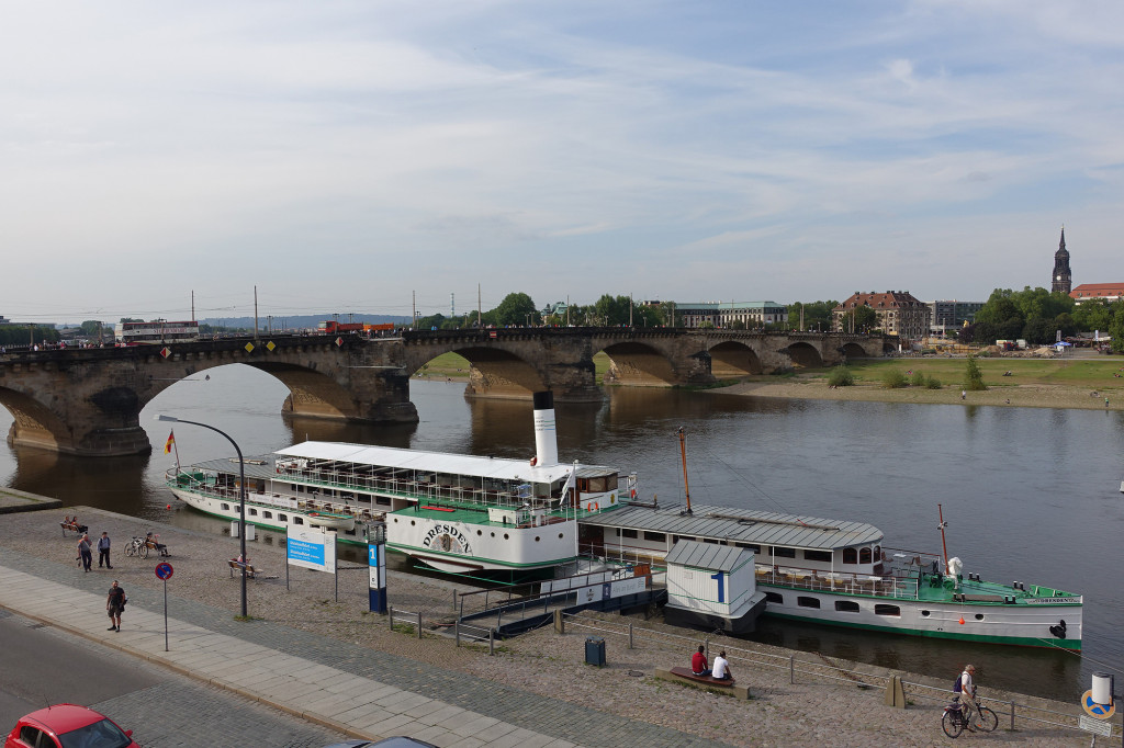 Dresden - Augustusbrücke