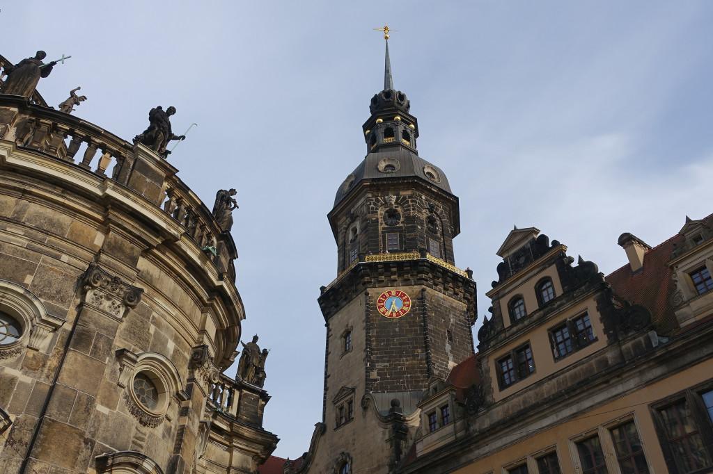 Dresden - Residenzschloss