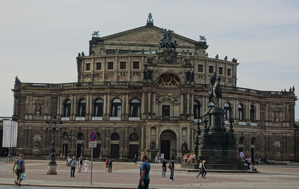 Dresden - Semper-Oper