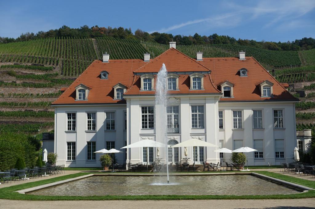Radebeul - Weingut Schloss Wackerbarth