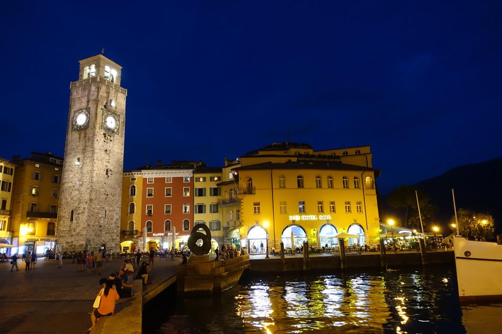 Riva del Garda - Piazza 3. Novembre