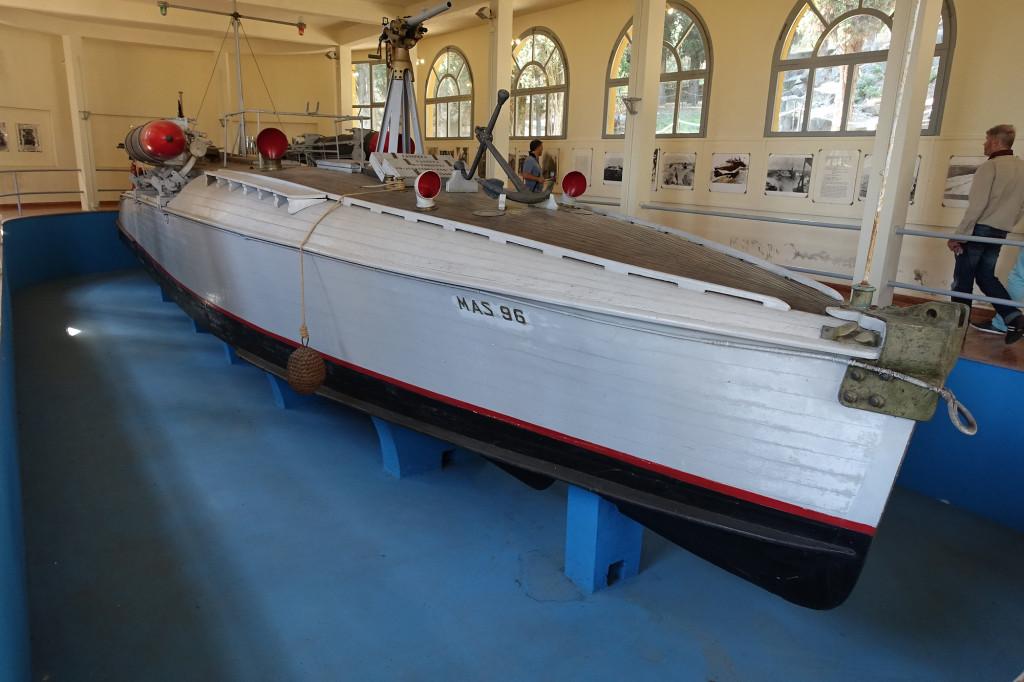 Das Torpedoboot MAS 96