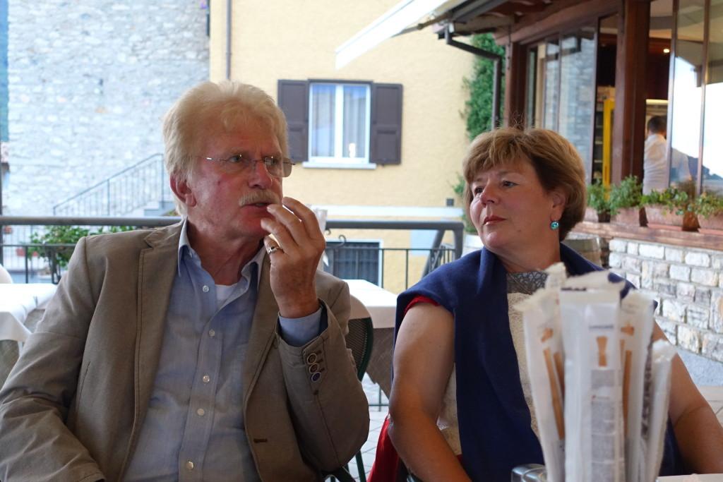 Restaurant Al Terrazzo - Uli und Irmgard