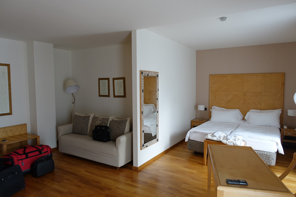 Hotel Luise - unsere Suite