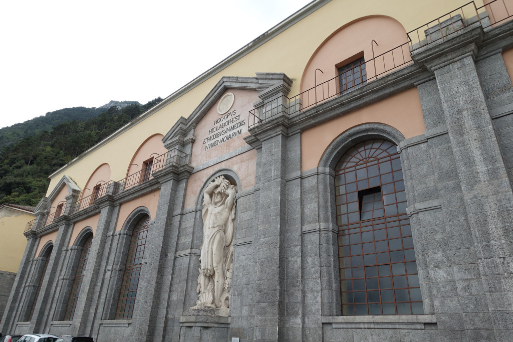 Wasserkraftwerk Ponale