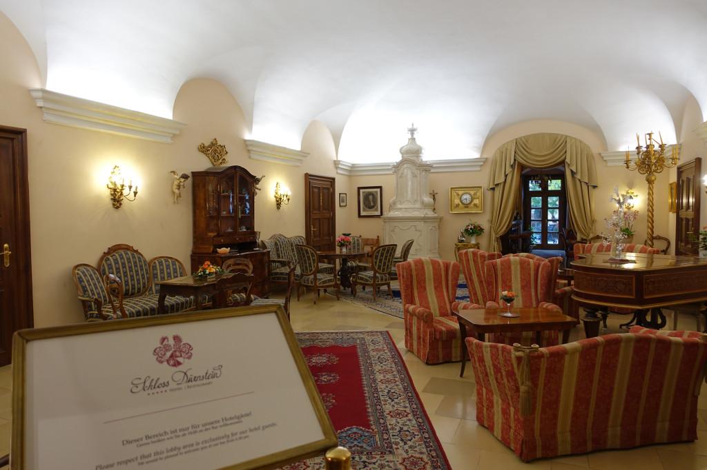 Hotel Schloss Dürnstein - Salon