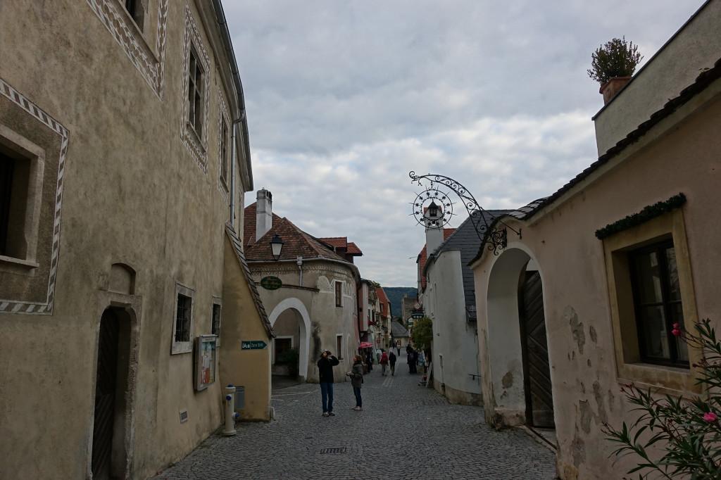Dürnstein - Dorfstraße