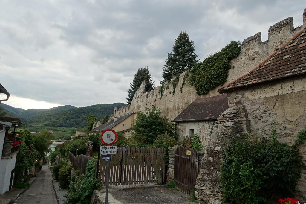 Dürnstein - Stadtmauer