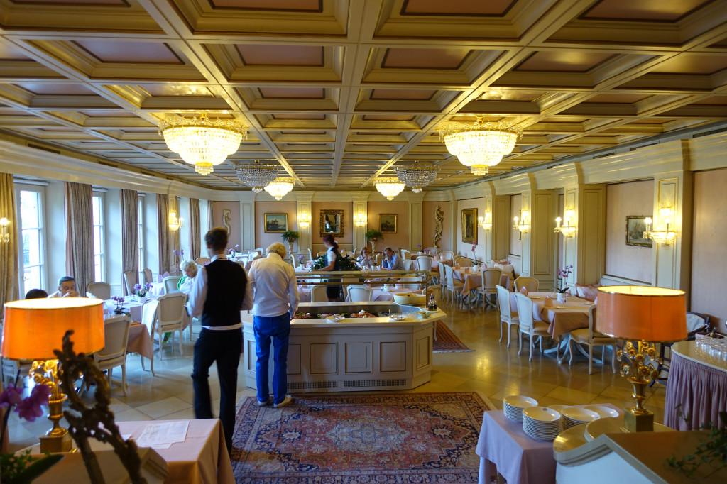 Hotel Schloss Dürnstein - Frühstücksraum