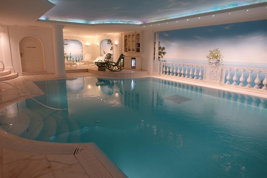 Hotel Schloss Dürnstein - Innen-Pool