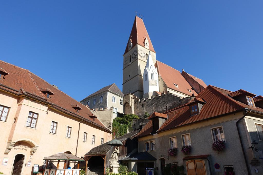 Weißenkirchen - Wehrkirche Mariae Himmelfahrt