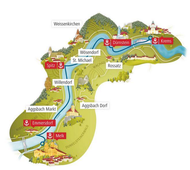 Plan Wachau