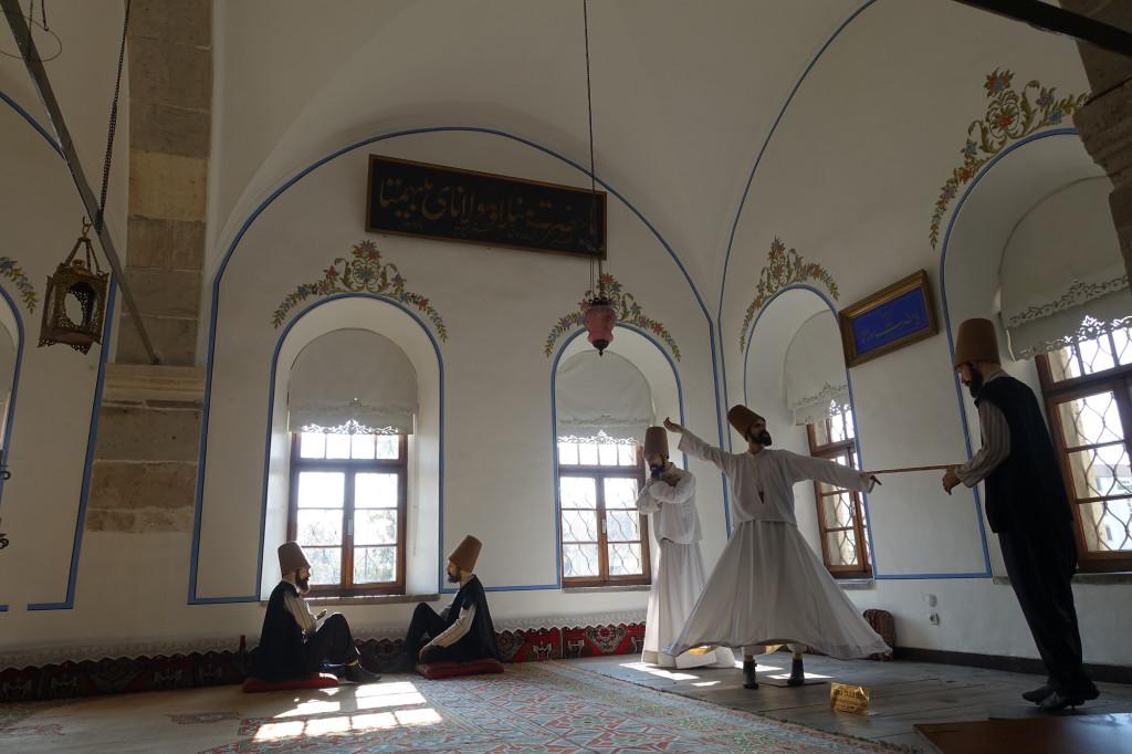 Konya - Mevlana-Kloster