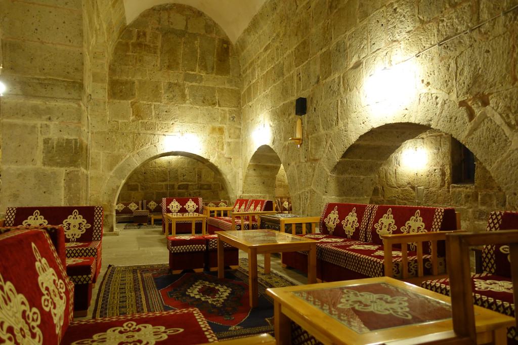 Karawanserei in der Nähe von Aksaray