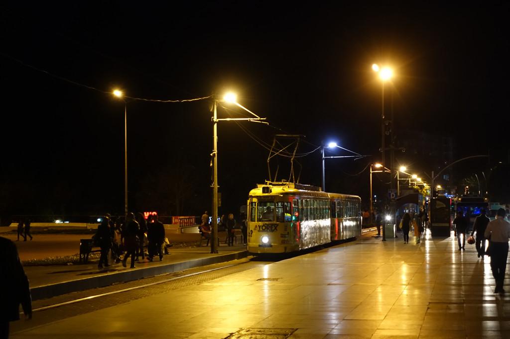 Antalya - die Nürnberger Straßenbahn