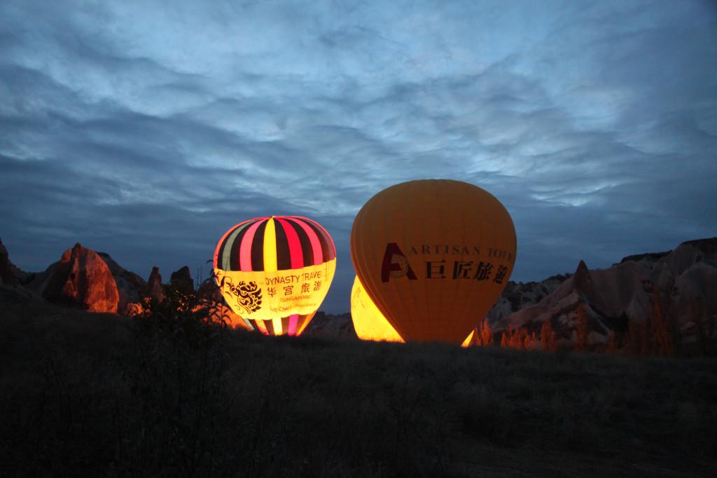 IMG_1632 Türkei Nov. 15 - Kappadokien - Ballonfahrt