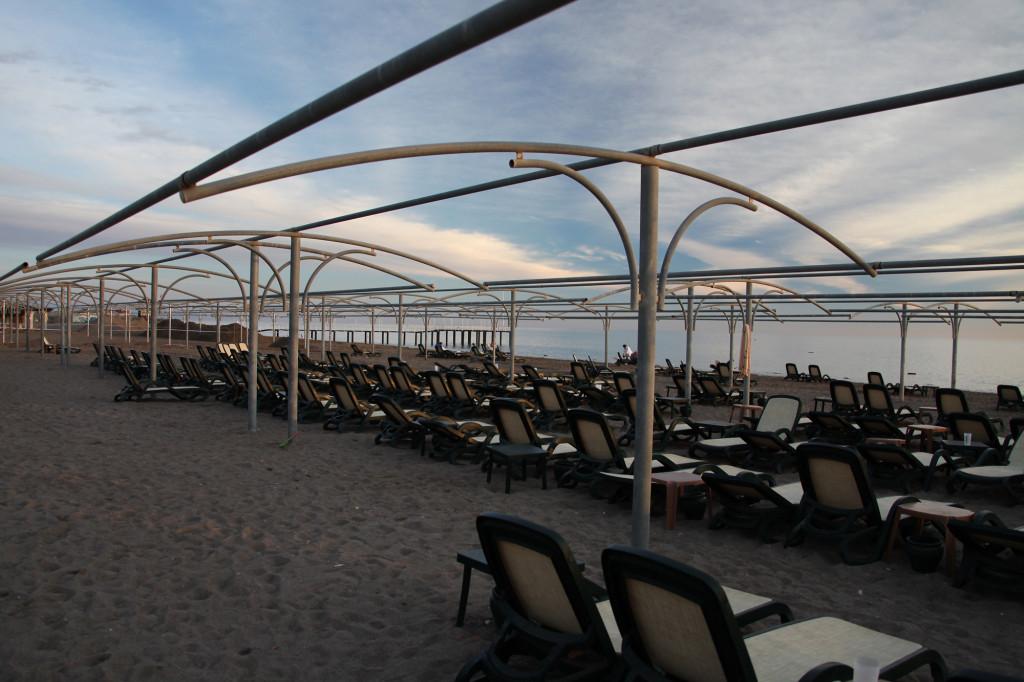 Hotel Belek Beach - am Strand