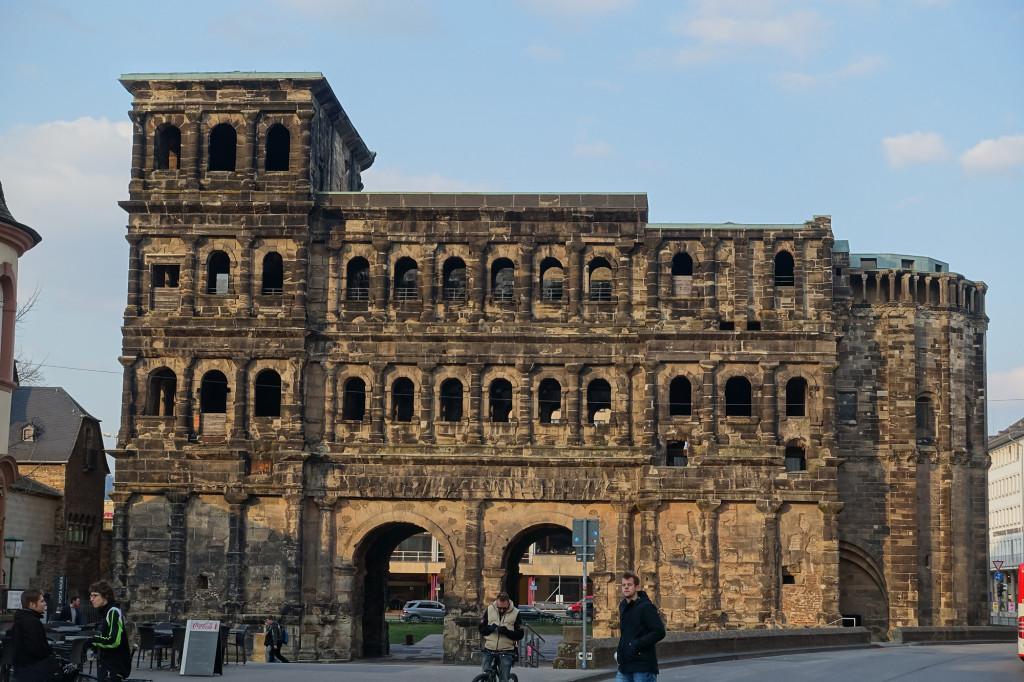 Porta Nigra - Südseite