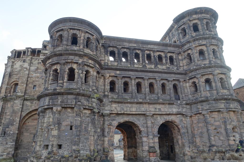 Porta Nigra - Nordseite