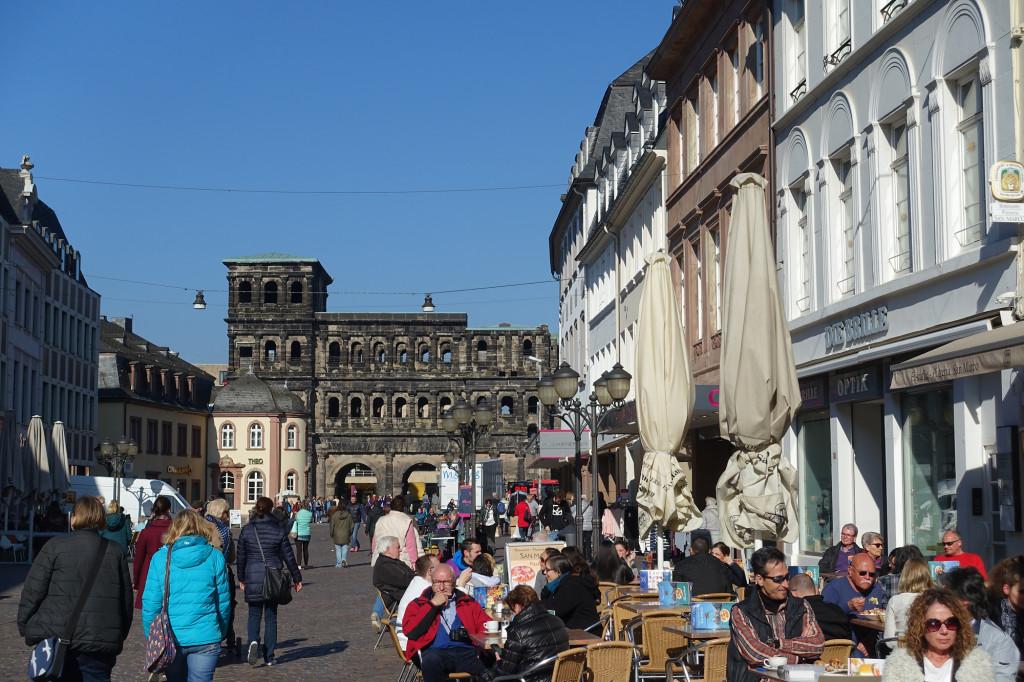 DSC01122 Trier 2016 - Trier - Porta Nigra