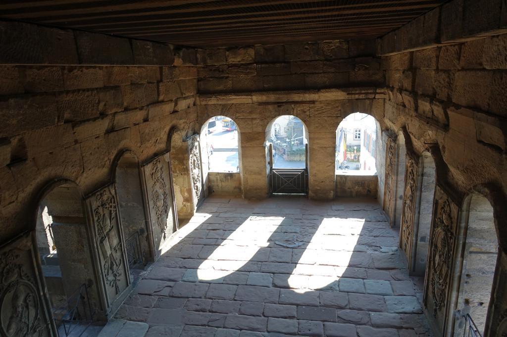 In der Porta Nigra