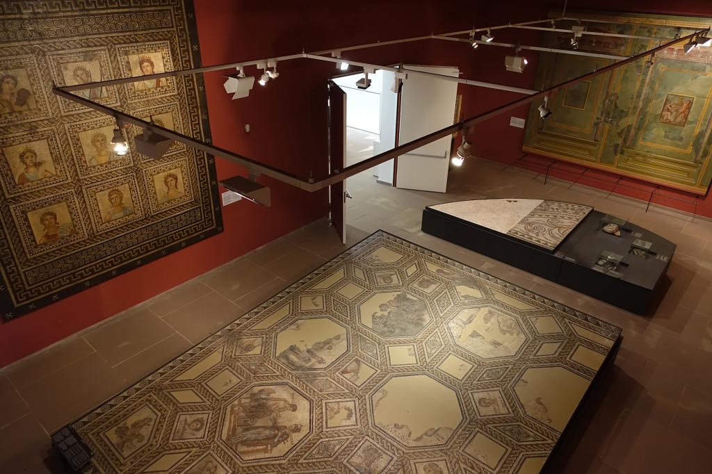 Rheinisches Landesmuseum Trier - Mosaiken
