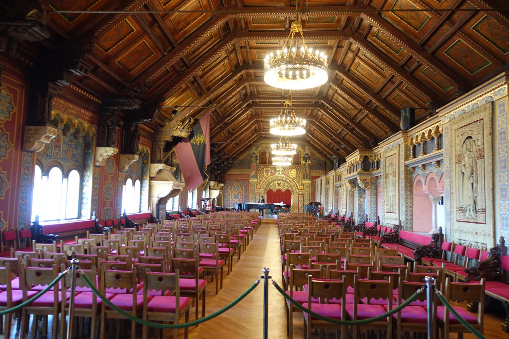 Wartburg - Festsaal