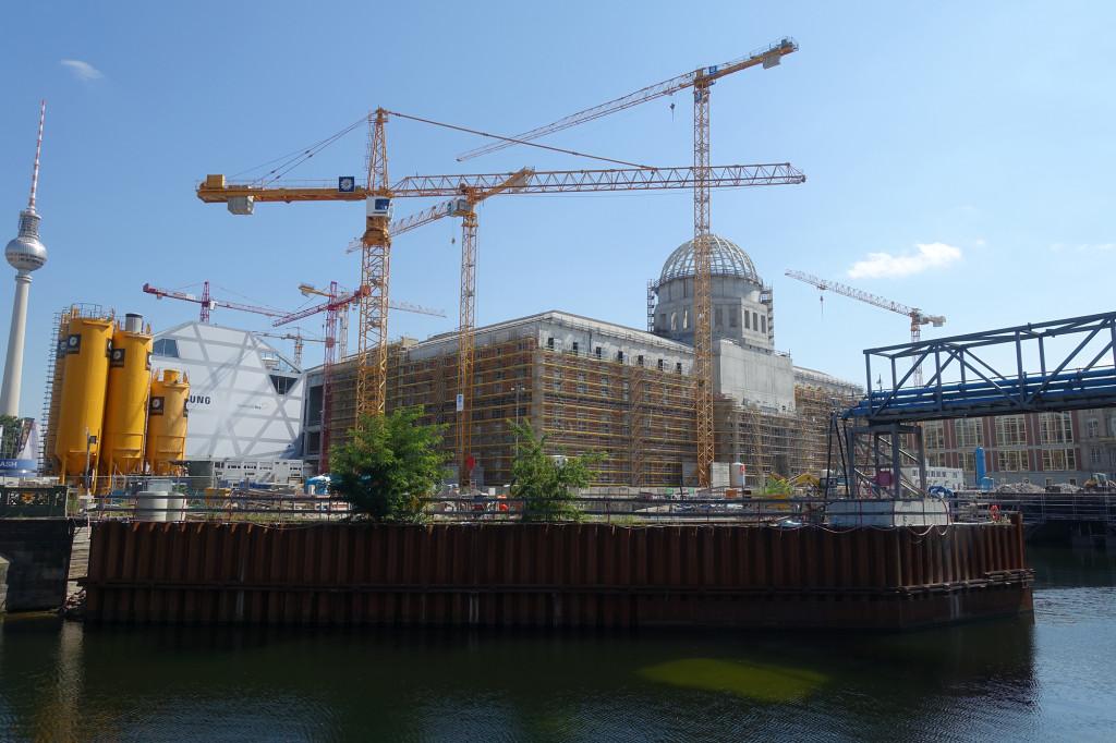 Der Neubau des Stadtschlosses