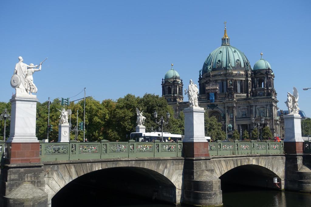 Schlossbrücke und Berliner Dom
