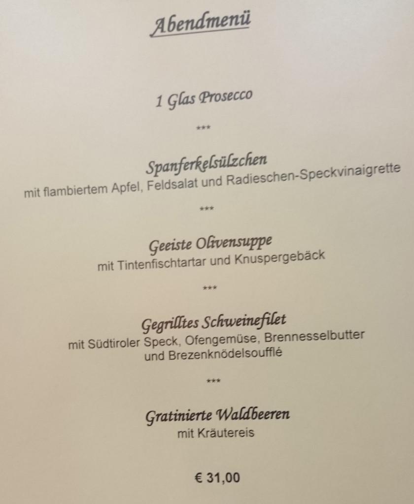 DSC_1832 Burghausen 07.2016 - Restaurant Hotel Glöcklhofer