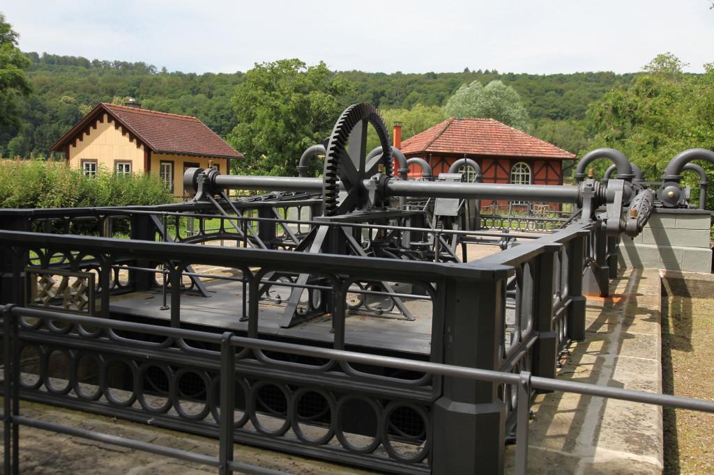 Bad Kissingen - An der Saline