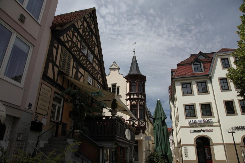 Bad Kissingen - Hauptmarkt