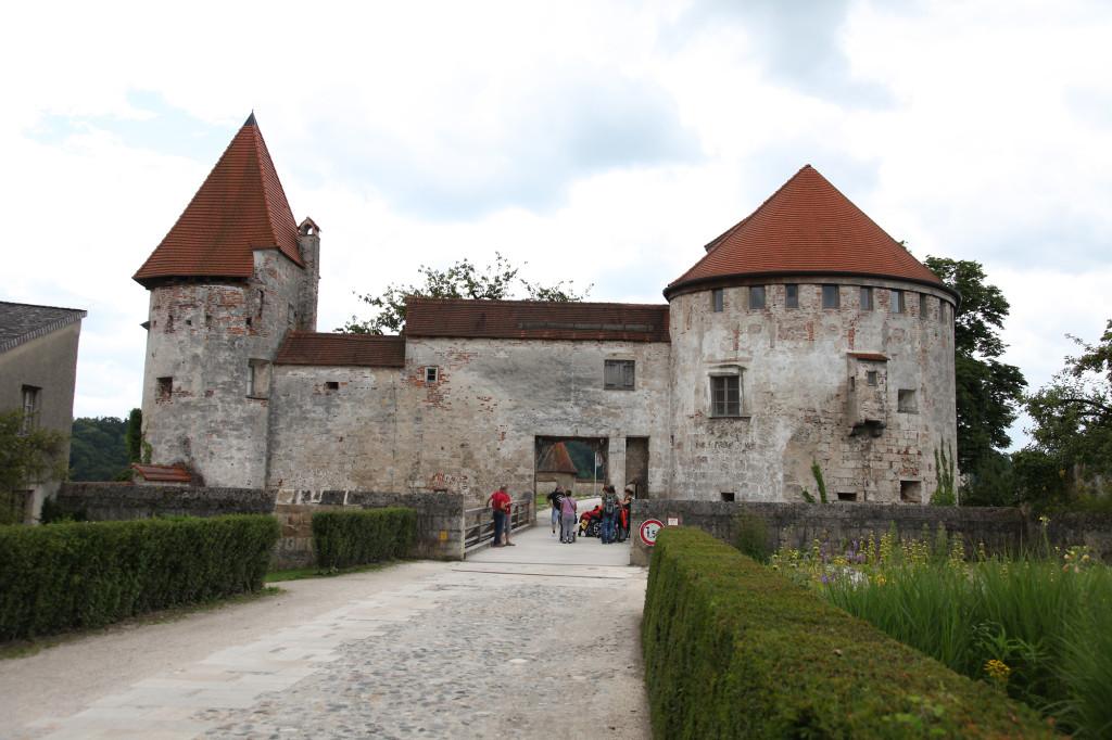 Burghausen - Burganlage