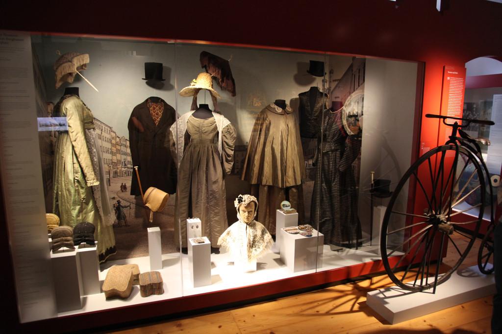 Burghausen - Burganlage - Im Stadtmuseum