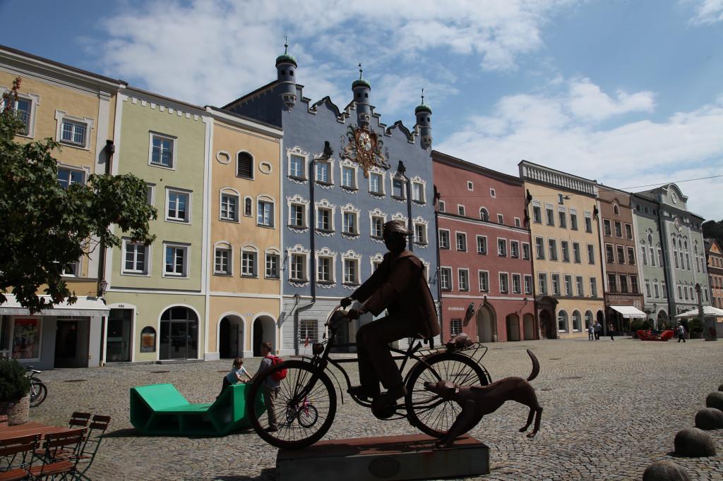 Burghausen - Altstadt