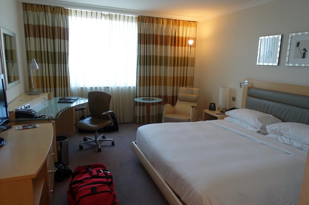 Düsseldorf - Hilton-Hotel