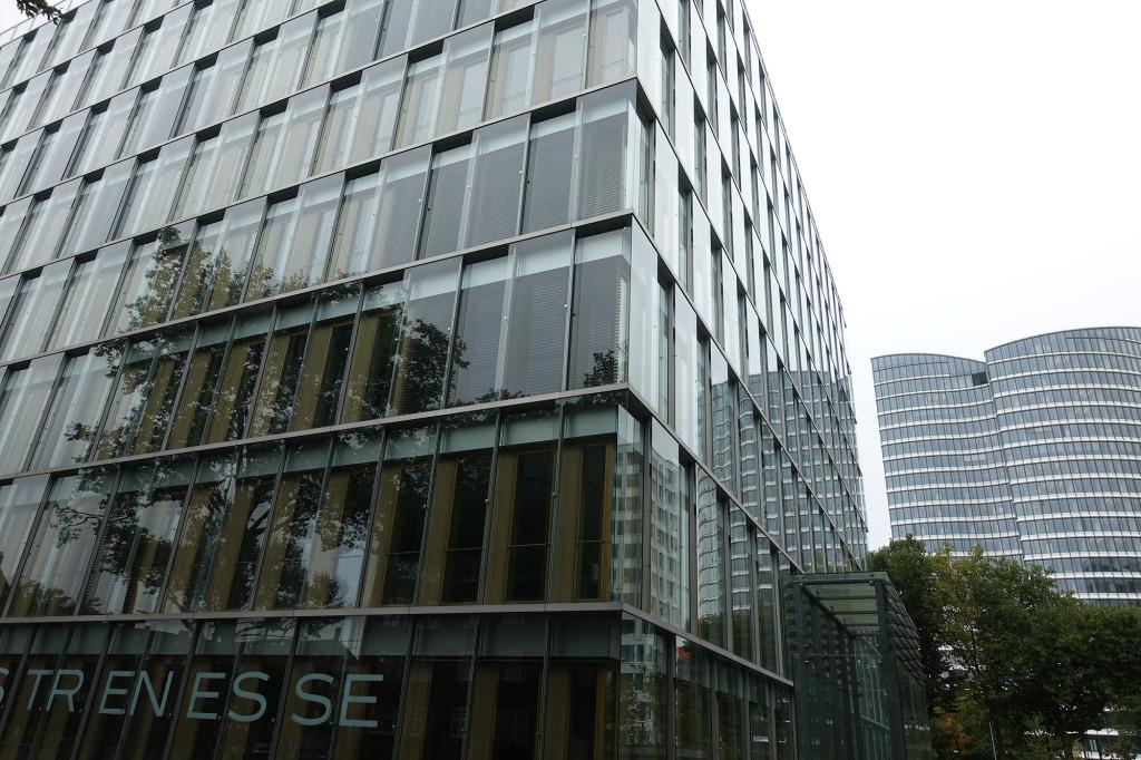 Düsseldorf - Kaiserswerther Straße