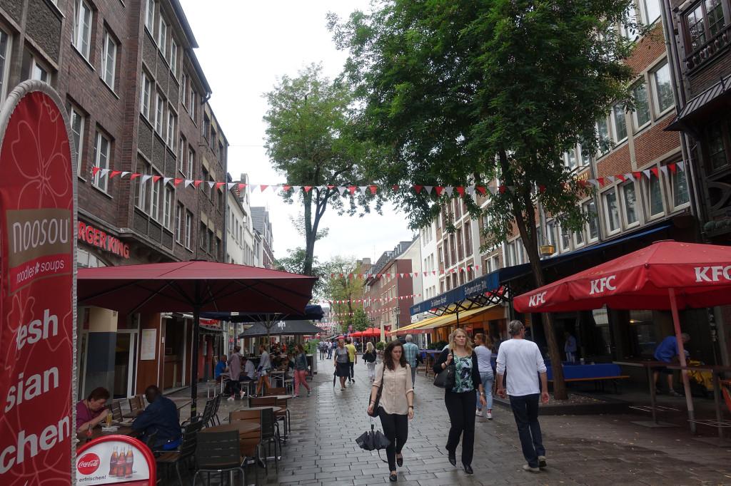 Düsseldorf - Altstadt