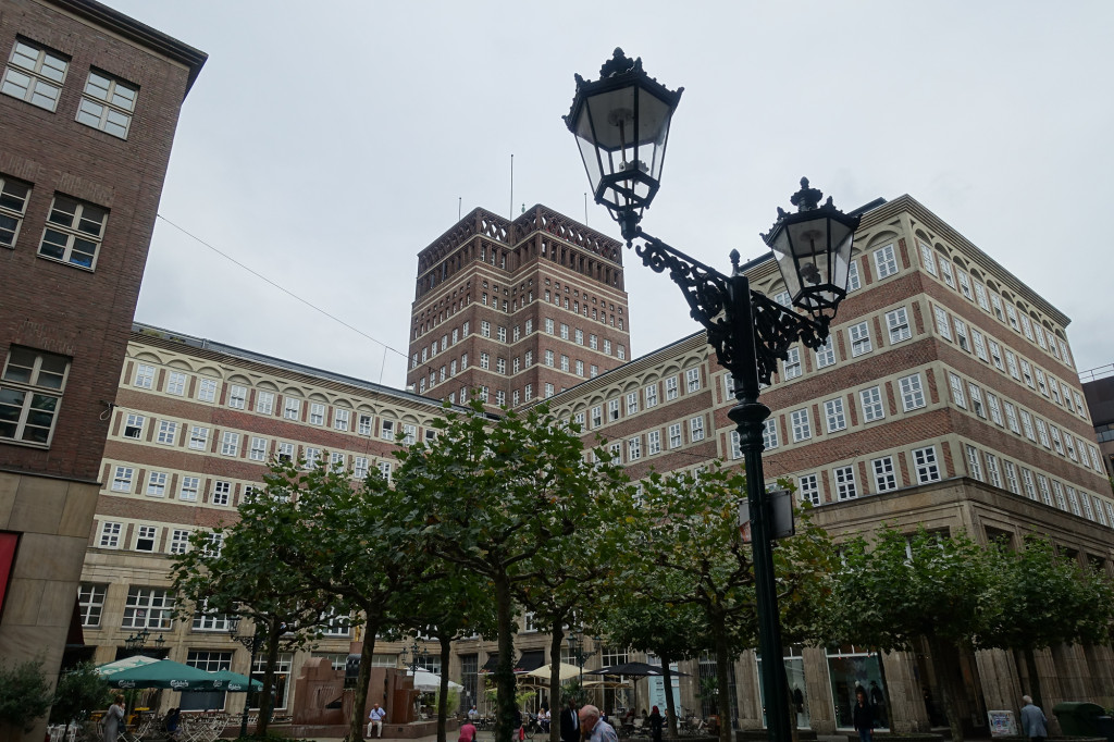 Düsseldorf - Stadtbrückchen