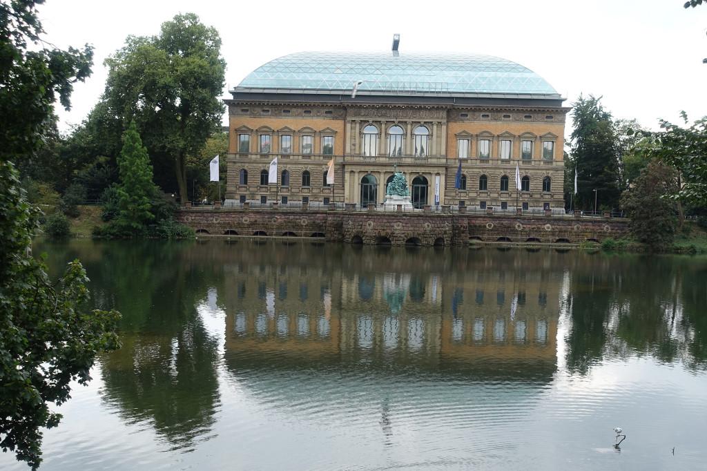 Düsseldorf - das ehemalige Ständehaus