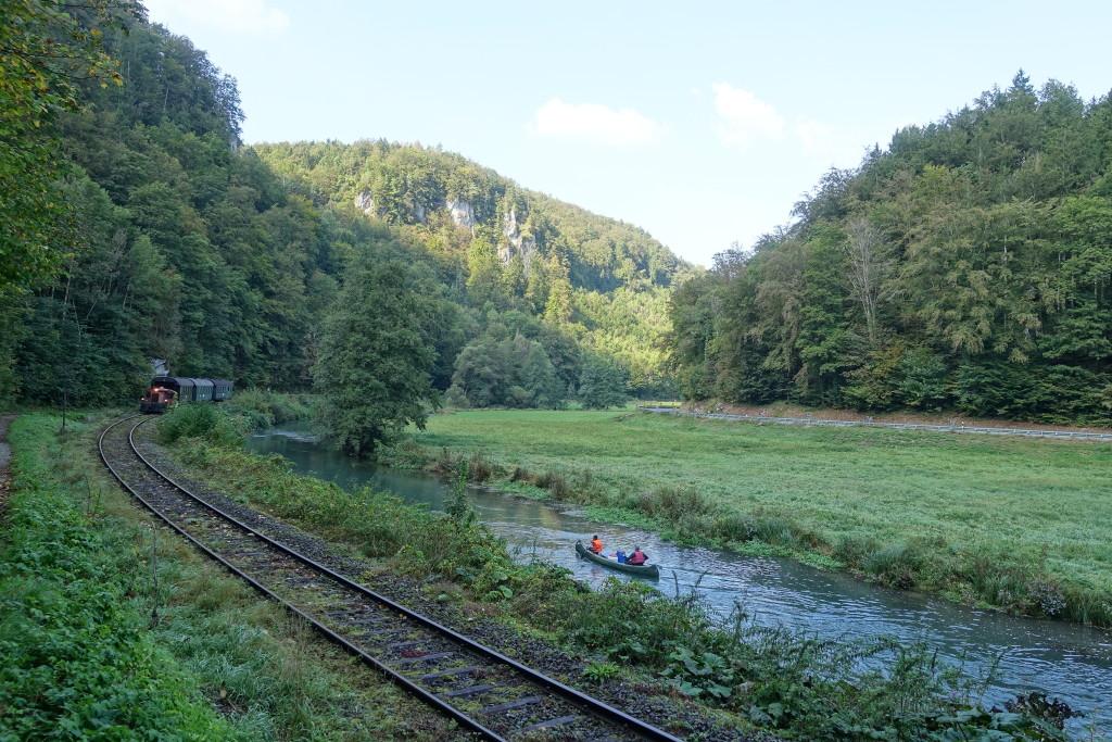 Wiesenttal - Museumsbahn