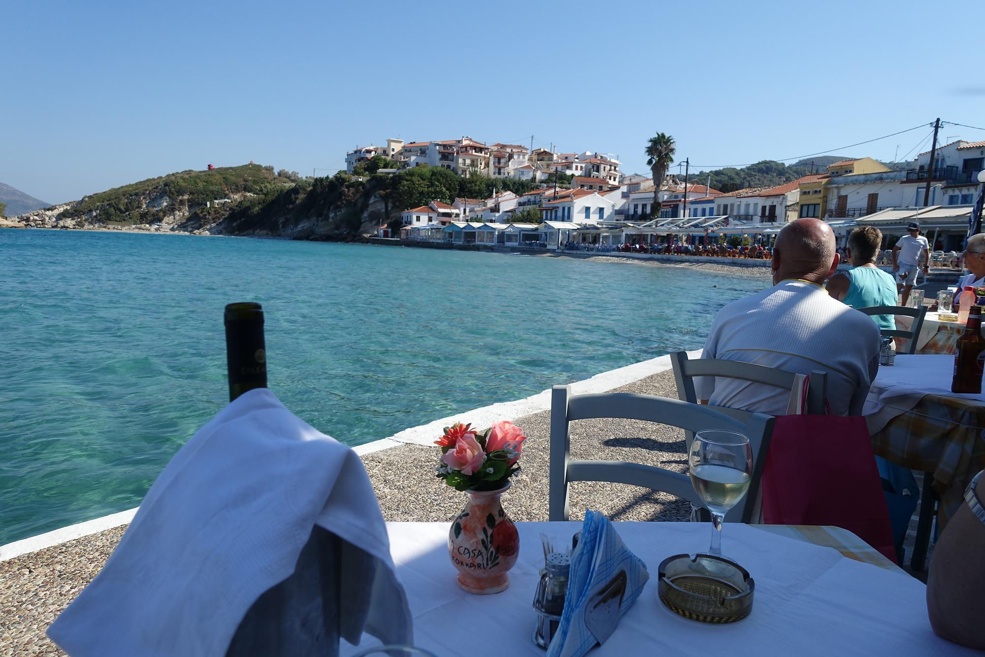 Samos j rgens reisen for Restaurant la cuisine dax