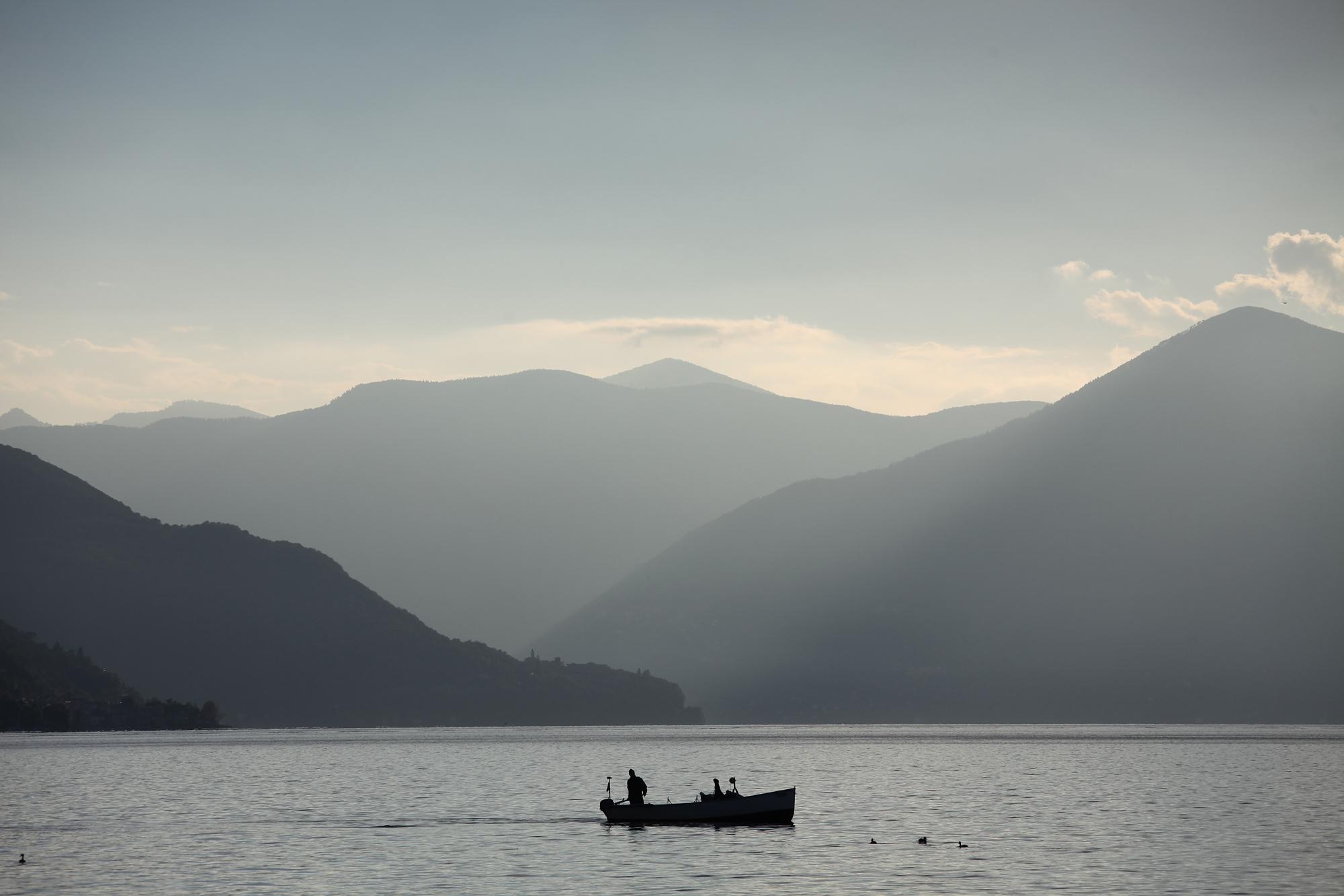 Im Wohnmobil an den Lago Maggiore und nach Luzern - 18.-24.10.2016