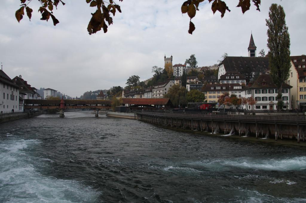 Luzern - an der Reuss